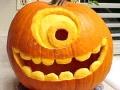 Забавные картинки тыквы на Хэллоуин