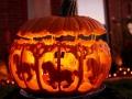 Тыквы на Хэллоуин выглядят так