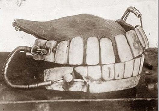 Так выглядел зубной протез Джорджа Вашингтона