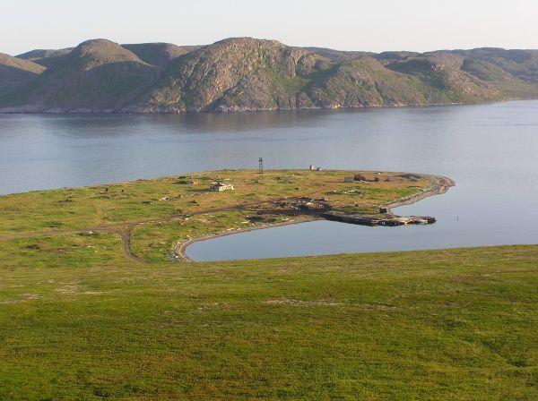 Фото могильного озера