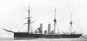 Бронепалубный крейсер Великобритании