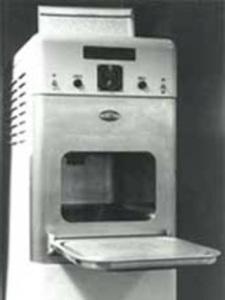 Фото первой микроволновки