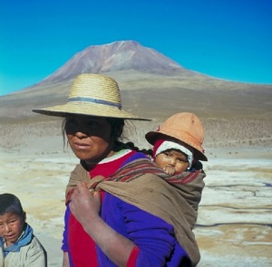 Население пустыни Атакама