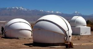 Телескопы в пустыне