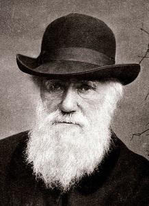 Фотография Чарльза Дарвина